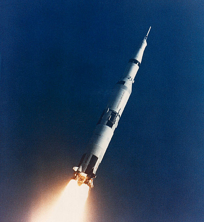 Apollo 12 Launch (page 2) - Pics about space
