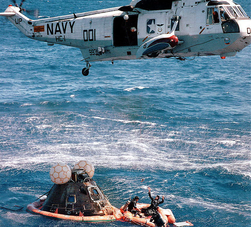 Apollo 11 Recovery - Pics about space