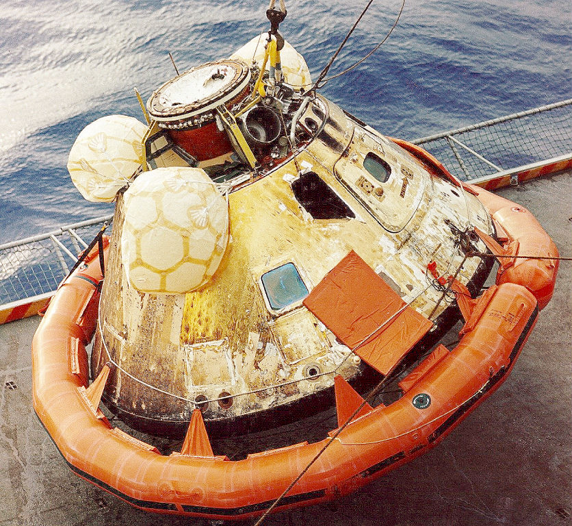 apollo 10 recovery ship - photo #21